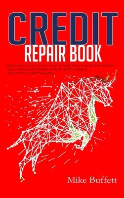 Credit Repair Book Cover Image