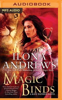 Magic Binds (Kate Daniels #9) Cover Image