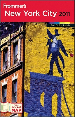 Frommer's New York City [With Map] Cover Image