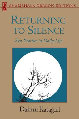 Cover for Returning to Silence
