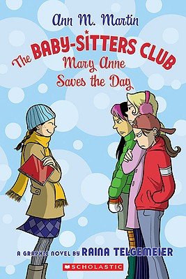 Mary Anne Saves the Day Cover Image