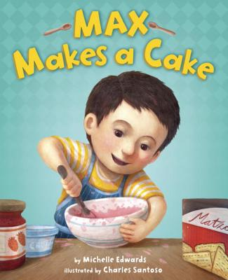 Max Makes a Cake Cover