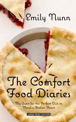 Cover for The Comfort Food Diaries