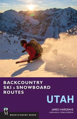Backcountry Ski & Snowboard Routes: Utah Cover Image