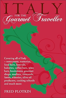 Italy for the Gourmet Traveler Cover Image