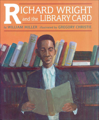 Cover for Richard Wright and the Library Card