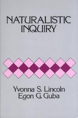 Naturalistic Inquiry Cover Image