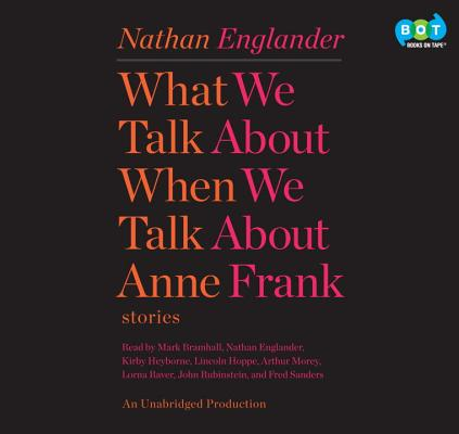 What We Talk about (Lib)(CD) Cover Image
