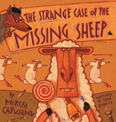 The Strange Case of the Missing Sheep Cover