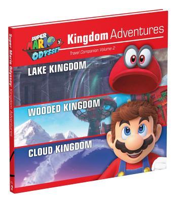 Super Mario Odyssey: Kingdom Adventures, Vol. 2 Cover Image