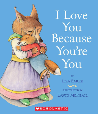 I Love You Because You're You Cover Image