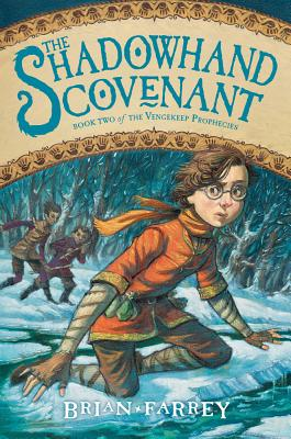The Shadowhand Covenant Cover