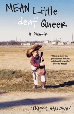 Mean Little Deaf Queer: A Memoir Cover Image