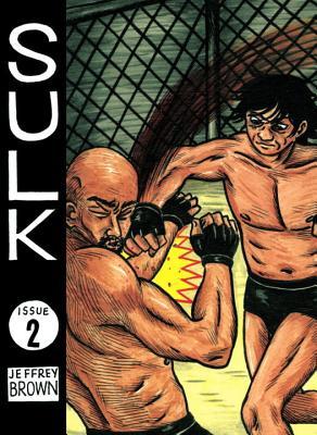 Sulk, Volume 2 Cover