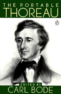 The Portable Thoreau Cover Image