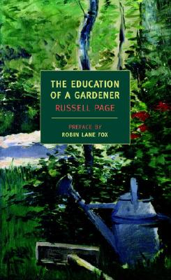 The Education of a Gardener Cover