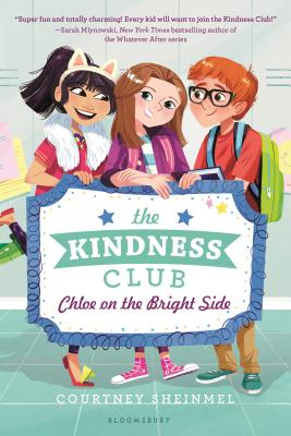 The Kindness Club: Chloe on the Bright Side Cover Image