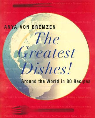 The Greatest Dishes! Cover