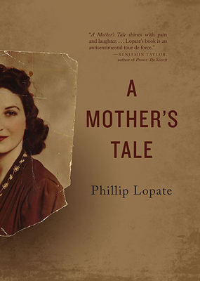 A Mother's Tale (21st Century Essays) Cover Image