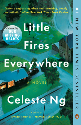 Little Fires Everywhere: A Novel cover