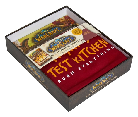 World of Warcraft: New Flavors of Azeroth Gift Set Edition Cover Image