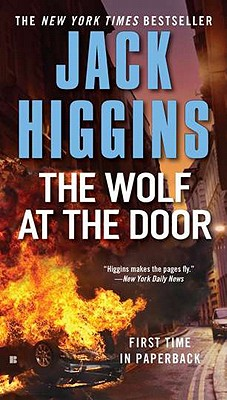 The Wolf at the Door Cover