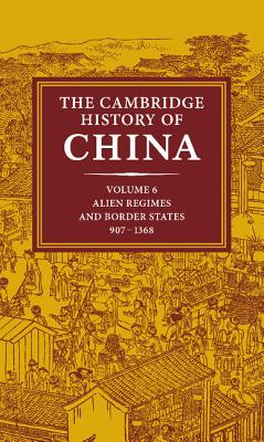 Cover for The Cambridge History of China