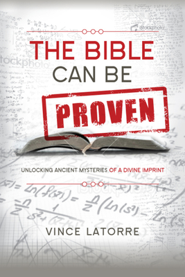 The Bible Can Be Proven Cover