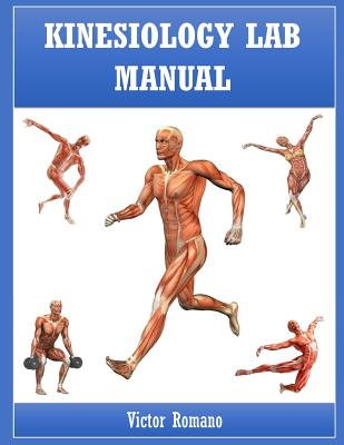 Kinesiology Lab Manual Cover Image