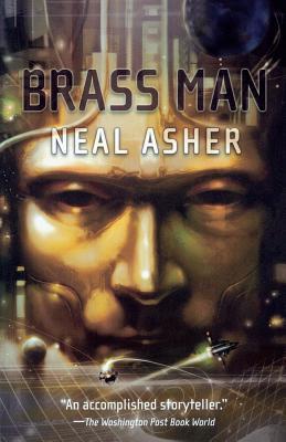 Brass Man Cover