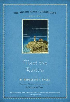 Meet the Austins: Book One of The Austin Family Chronicles Cover Image