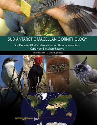 Cover for Magellanic Sub-Antarctic Ornithology