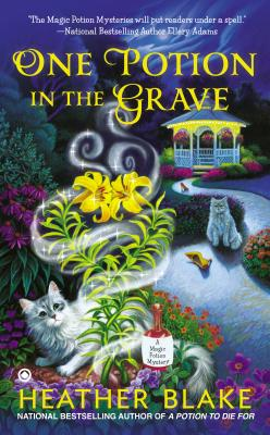 One Potion in the Grave (A Magic Potion Mystery #2) Cover Image