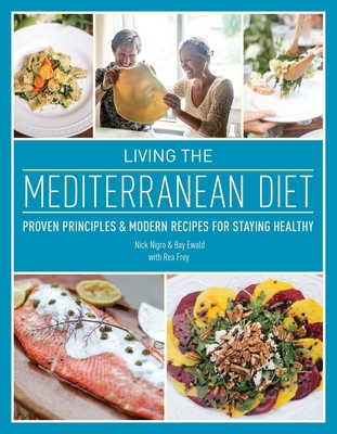 Cover for Living the Mediterranean Diet