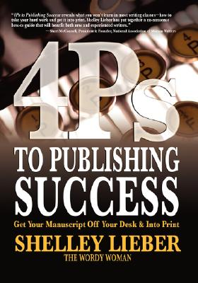 4ps to Publishing Success Cover
