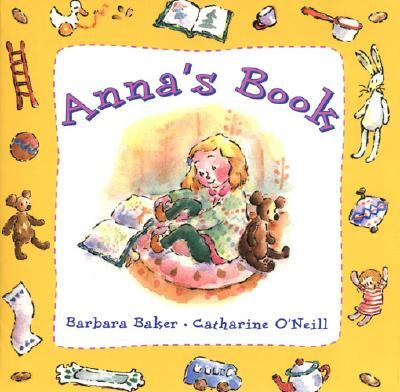 Anna's Book Cover