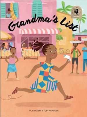 Grandma's List Cover Image