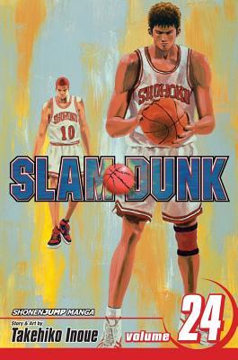 Slam Dunk, Vol. 24 Cover Image