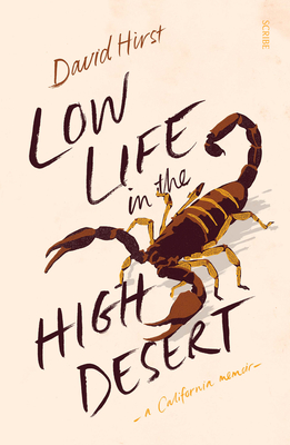 Cover for Low Life in the High Desert