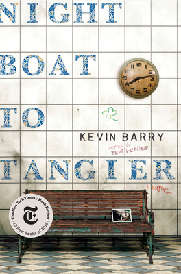 Night Boat to Tangier: A Novel Cover Image