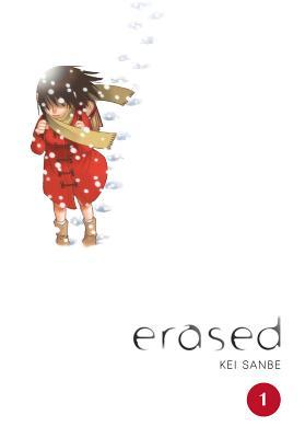 Erased, Vol. 1 Cover Image