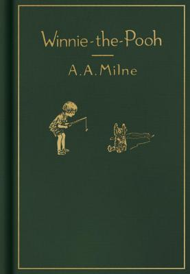 Winnie-The-Pooh: Classic Gift Edition Cover Image