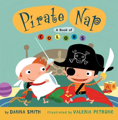 Pirate Nap Cover