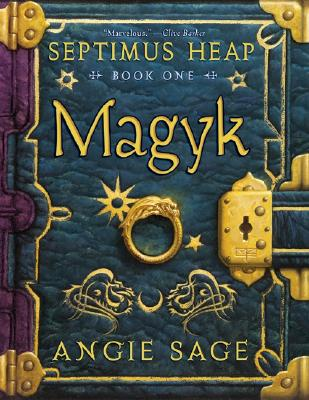 Septimus Heap, Book One Cover