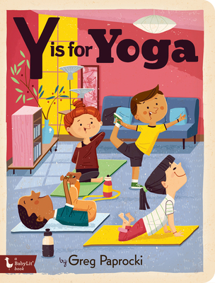 Y Is for Yoga Cover Image