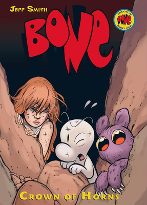 Crown of Horns (BONE #9) Cover Image