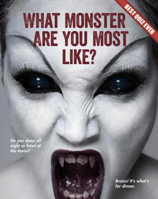 What Monster Are You Most Like? (Best Quiz Ever) Cover Image