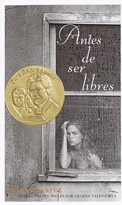 Antes de Ser Libre (Before We Were Free) Cover Image