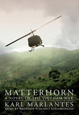 Matterhorn: A Novel of the Vietnam War Cover Image