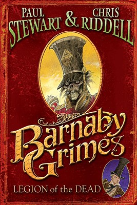 Barnaby Grimes Cover